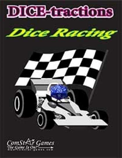 Role Playing Games - DICE-tractions - Dice Racing