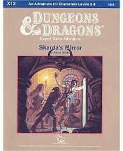 Role Playing Games - X12 - Skarda's Mirror