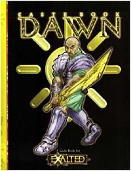 Role Playing Games - Caste Book: Dawn