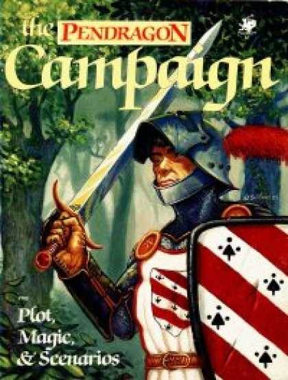 Role Playing Games - The Pendragon Campaign