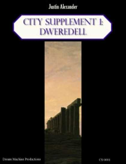 Role Playing Games - City Supplement 1: Dweredell