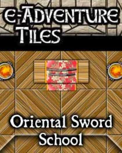 Role Playing Games - e-Adventure Tiles: Oriental Sword School