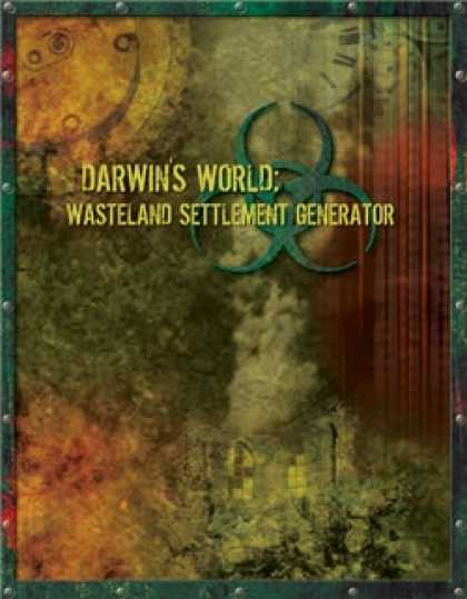 Role Playing Games - Darwin's World: Wasteland Settlement Generator