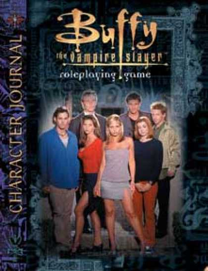 Role Playing Games - Buffy Character Journal