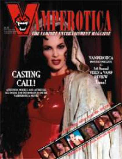 Role Playing Games - Vamperotica Magazine V2N03