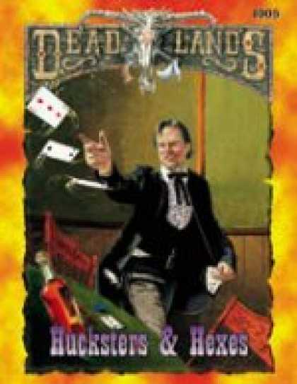 Role Playing Games - PEG1005 Hucksters & Hexes