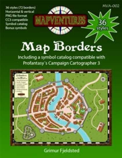Role Playing Games - Map Borders