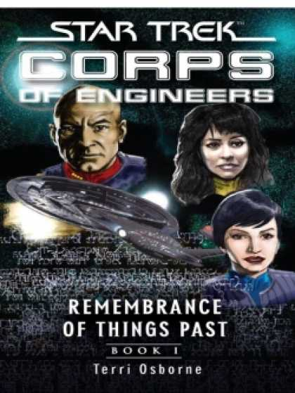 Role Playing Games - Star Trek: SCE: Remembrance of Things Past: Book One