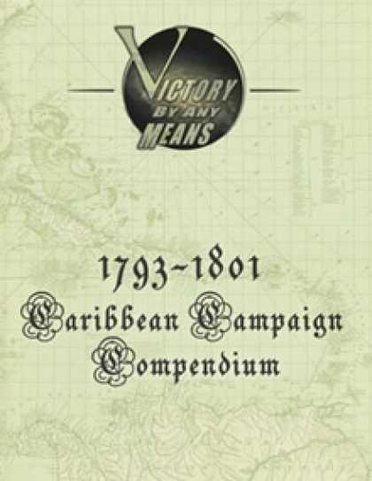 Role Playing Games - 1793 Caribbean Campaign Compendium