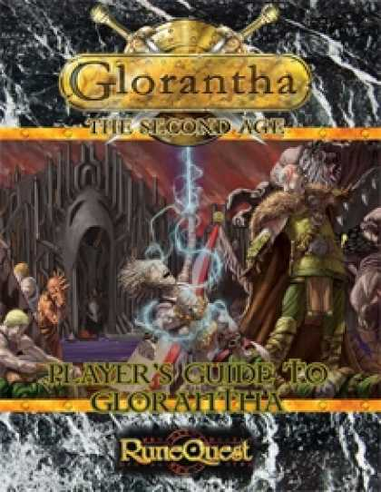 Role Playing Games - Player's Guide to Glorantha