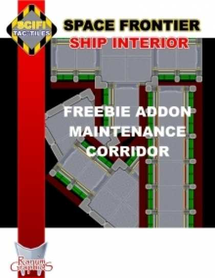Role Playing Games - Space Frontier: Ship Interior Free Addon