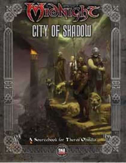 Role Playing Games - City of Shadow
