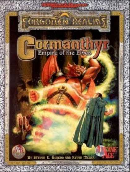 Role Playing Games - Cormanthyr: Empire of the Elves