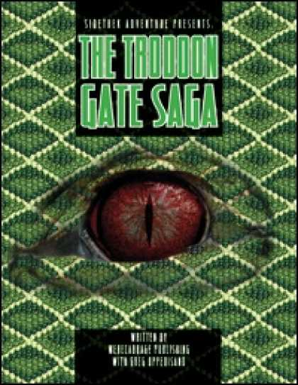Role Playing Games - Sidetrek Adventure Weekly Presents: The Trodoon Gate Saga