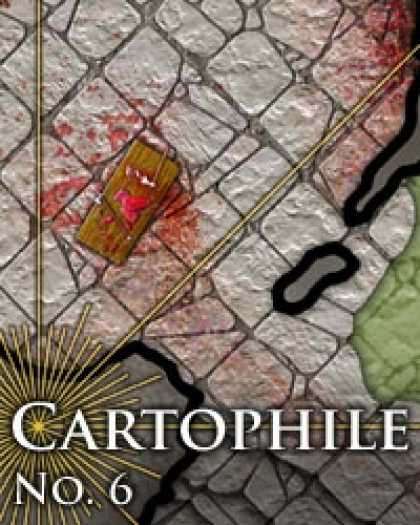 Role Playing Games - Cartophile No. 6