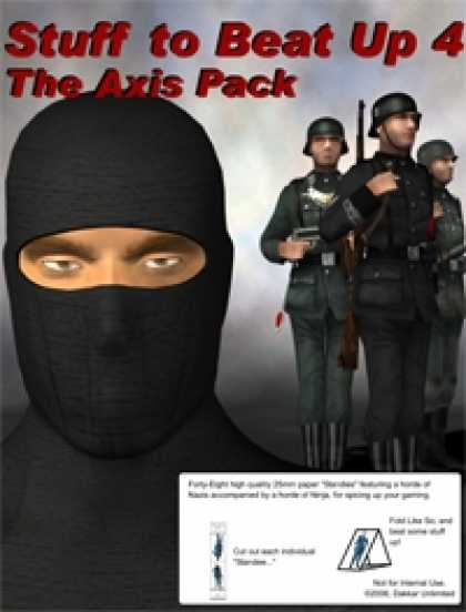 Role Playing Games - Stuff To Beat Up 4: The Axis Pack