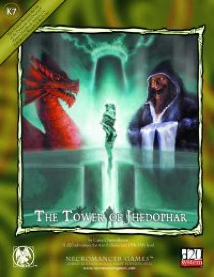 Role Playing Games - The Tower of Jhedophar