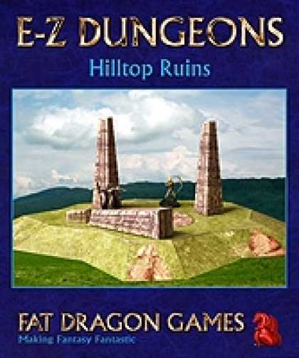 Role Playing Games - E-Z DUNGEONS: Hilltop Ruins