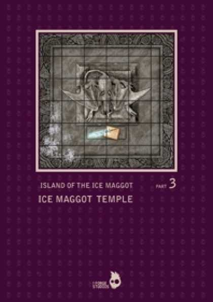 Role Playing Games - Island Of The Ice Maggot 003: Ice Maggot Temple
