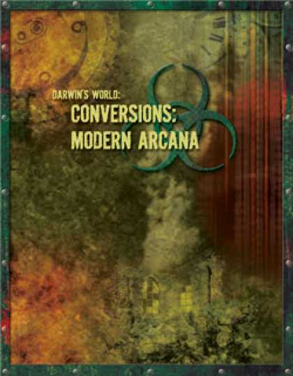 Role Playing Games - Darwin's World Conversions: Modern Arcana
