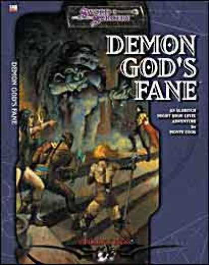 Role Playing Games - Demon God's Fane