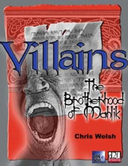 Role Playing Games - Villains - The Brotherhood of Mahlik