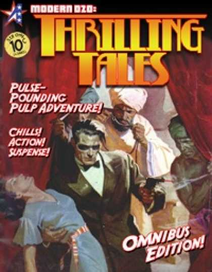 Role Playing Games - THRILLING TALES: Omnibus Edition