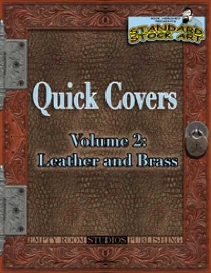 Role Playing Games - Quick Covers- Vol.2: Leather and Brass