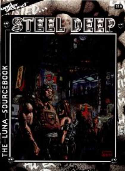 Role Playing Games - Steel Deep