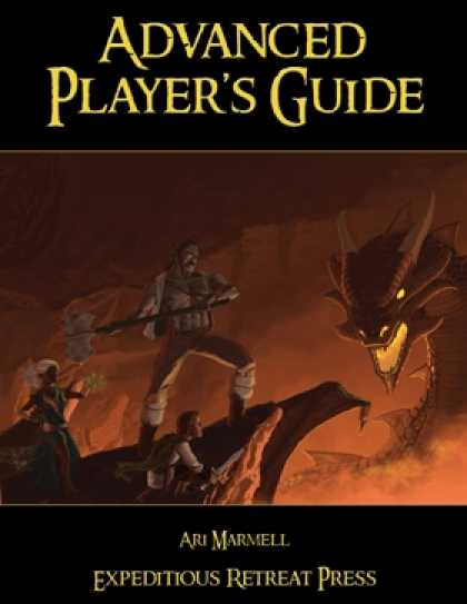 Role Playing Games - Advanced Player's Guide