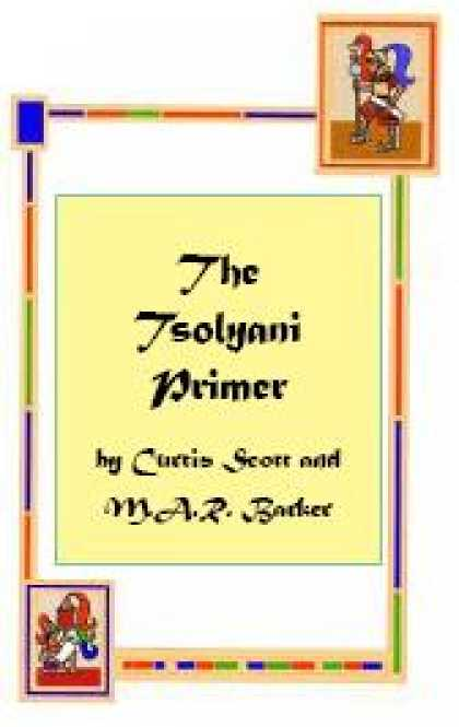 Role Playing Games - The TsolyÃni Primer