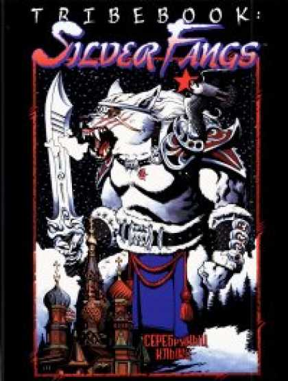 Role Playing Games - Tribebook: Silver Fangs (Revised)