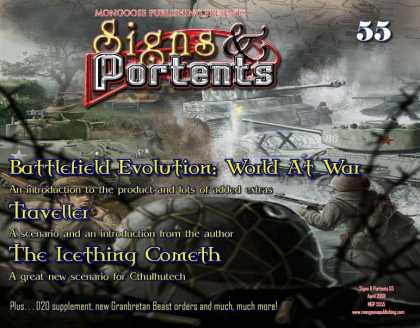 Role Playing Games - Signs & Portents 55