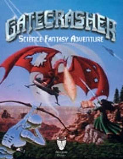 Role Playing Games - Gatecrasher Science Fantasy Adventure