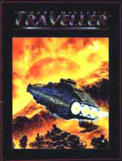Role Playing Games - Marc Miller's Traveller