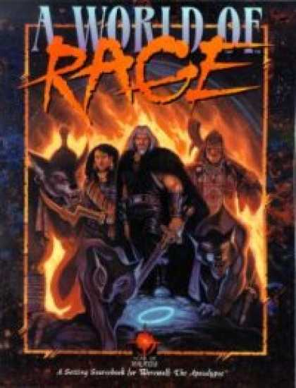 Role Playing Games - A World of Rage