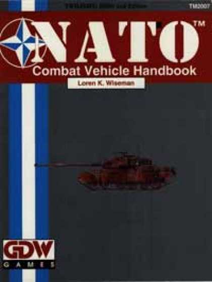 Role Playing Games - NATO Combat Vehicle Handbook