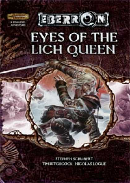 Role Playing Games - Eyes of the Lich Queen