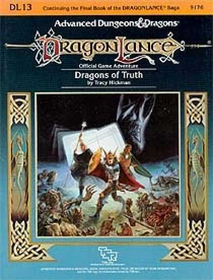 Role Playing Games - Dragons of Truth