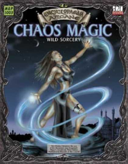 Role Playing Games - Encyclopaedia Arcane Chaos Magic