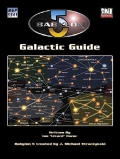 Role Playing Games - Galactic Guide