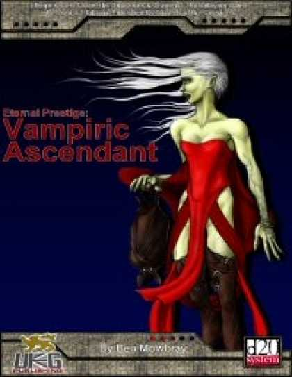 Role Playing Games - Eternal Prestige: Vampire Ascendant