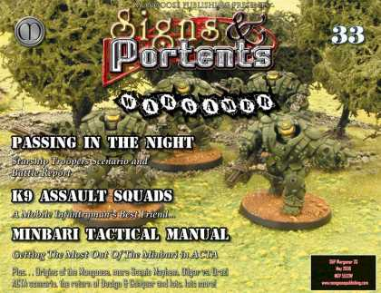 Role Playing Games - Signs & Portents Wargamer 33
