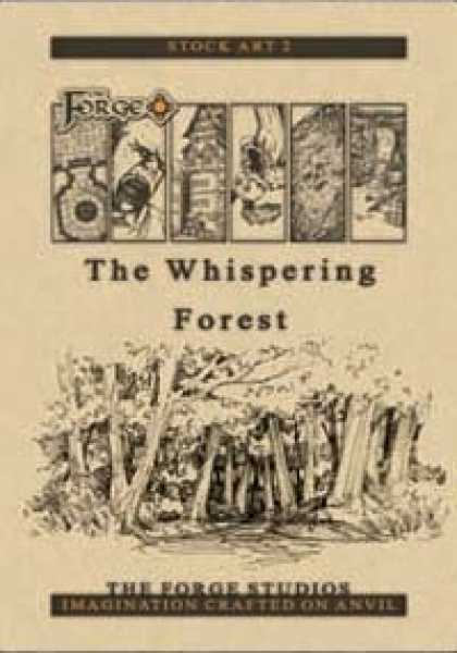 Role Playing Games - The Whispering Forest