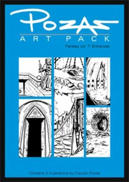 Role Playing Games - Pozas Art Pack Fantasy vol. 7: Entrances