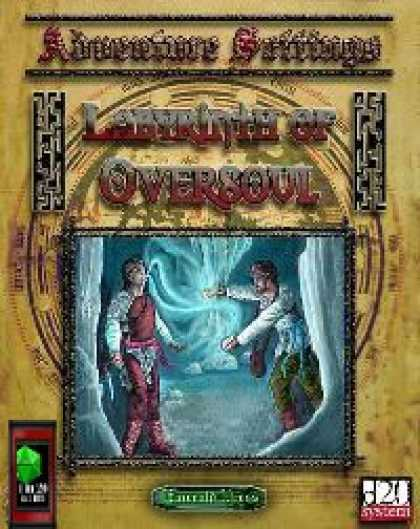 Role Playing Games - Labyrinth of Oversoul