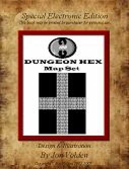 Role Playing Games - A DungeonHex Map Set