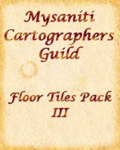Role Playing Games - MCG Floor Tiles Pack 3