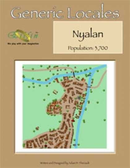 Role Playing Games - Generic Locales - Nyalan