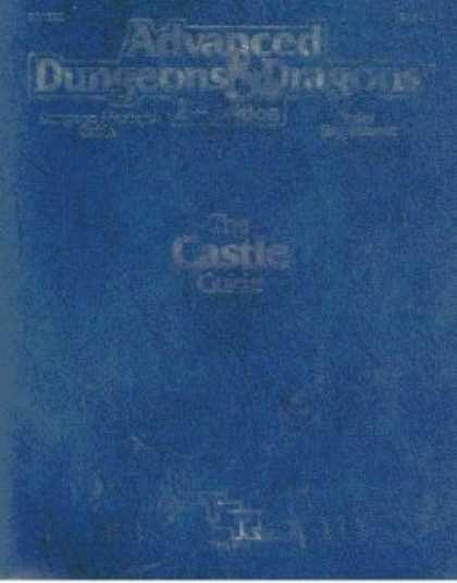 Role Playing Games - AD&D The Castle Guide